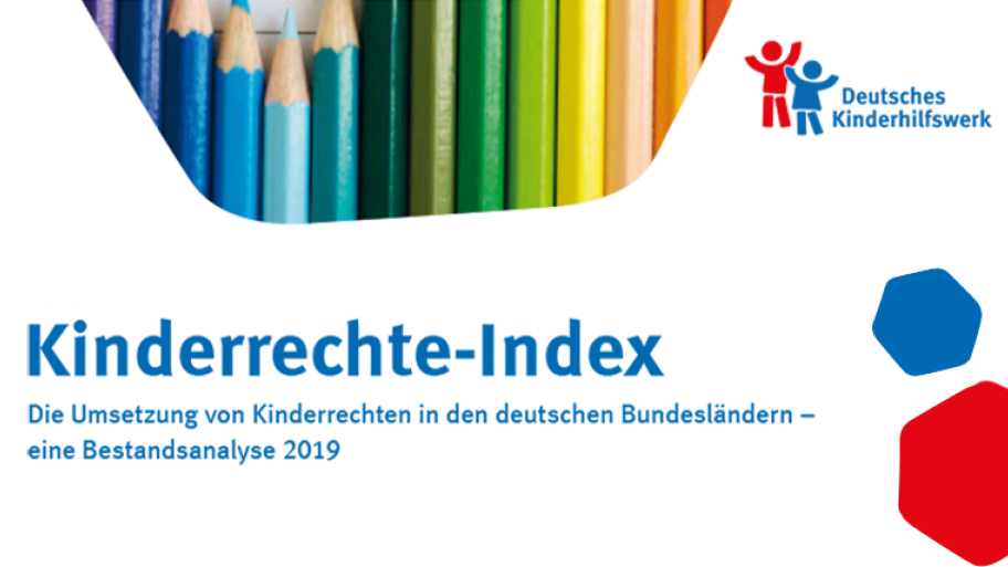 "Das Cover des ""Kinderrechte-Index"""